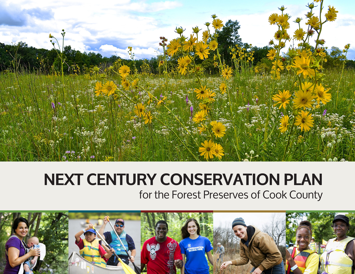 Next Century Conservation Plan Cover